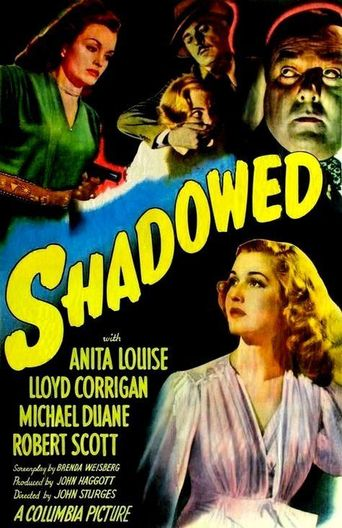 Shadowed Poster