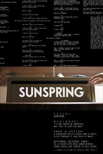 Sunspring Poster