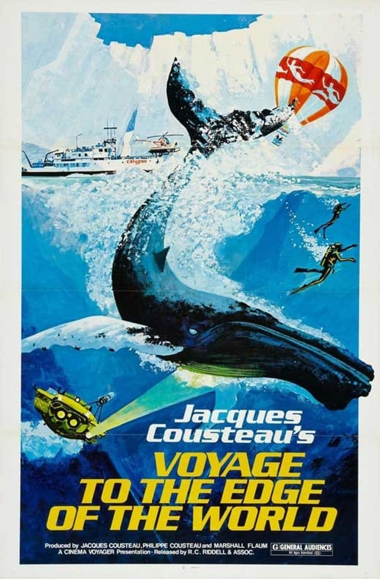 Voyage to the Edge of the World Poster