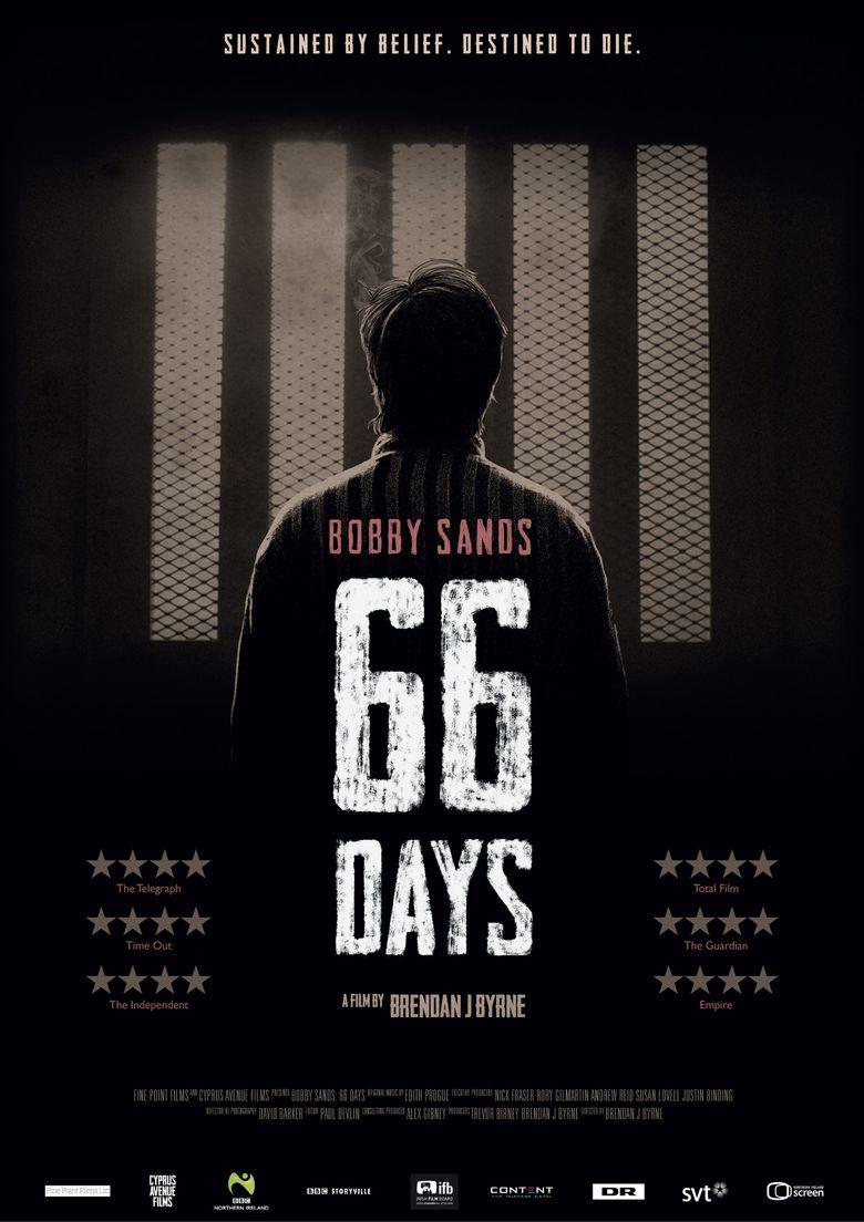 Bobby Sands: 66 Days Poster