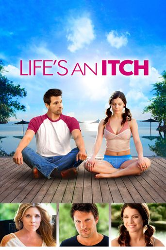 Life's an Itch Poster