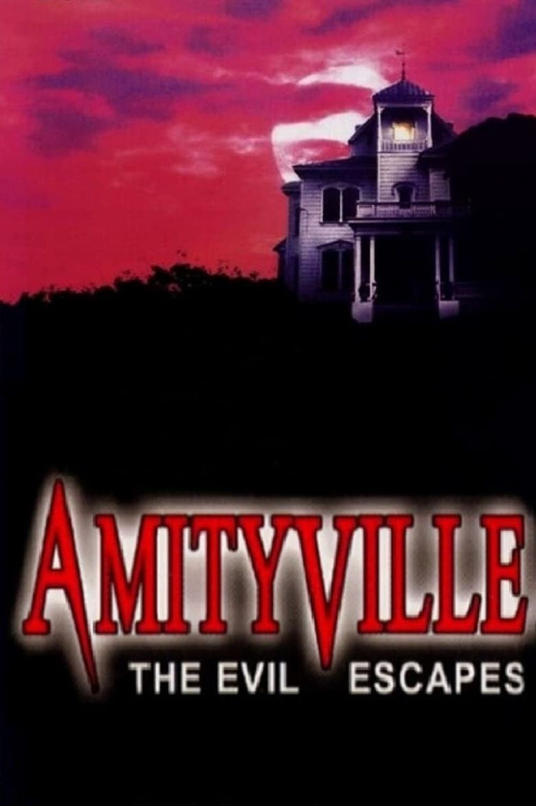 Amityville: The Evil Escapes Poster