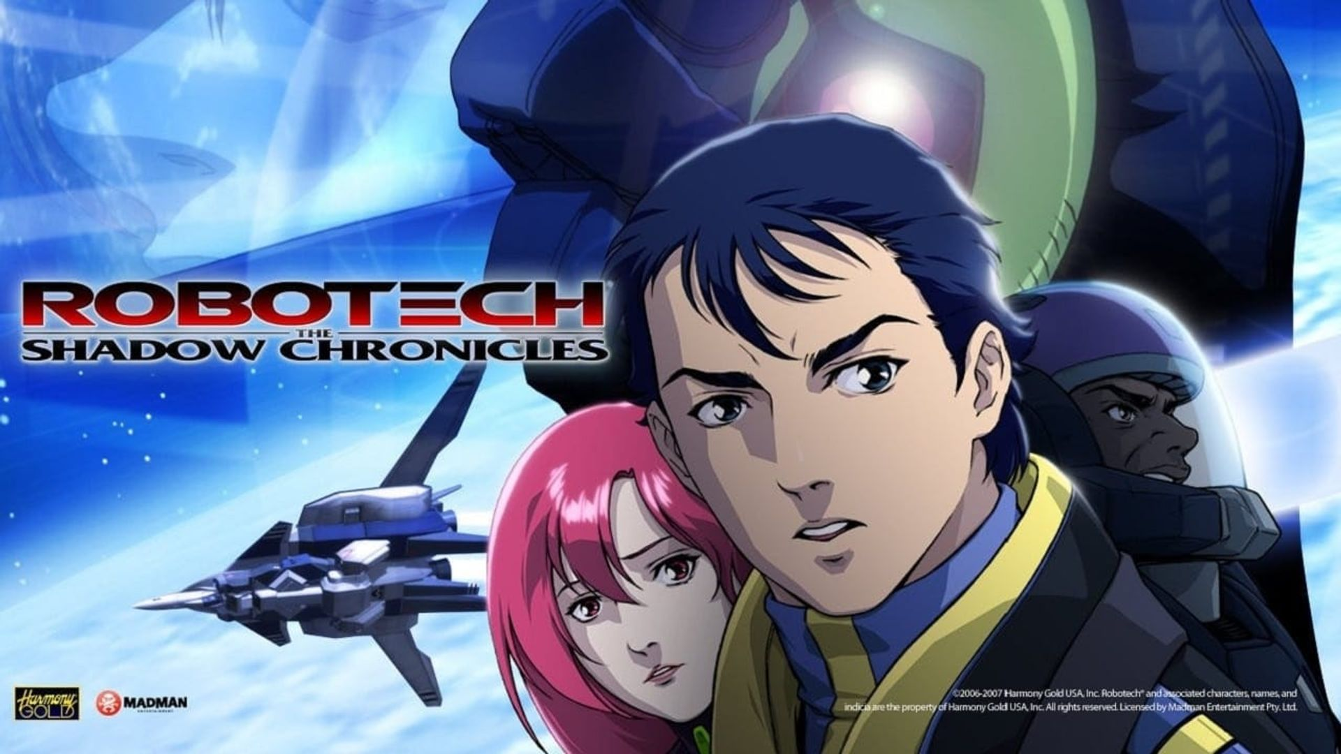 Robotech the shadow chronicles 2006 watch on prime - Robotech 1080p ...