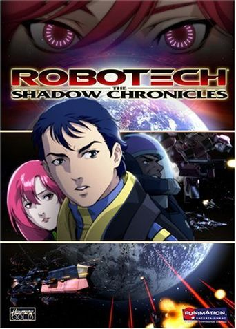 Robotech: The Shadow Chronicles Poster