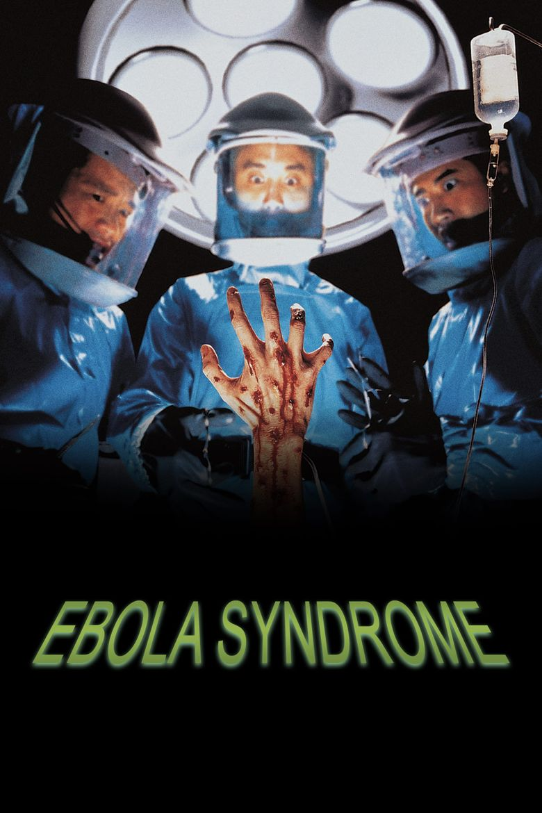 Ebola Syndrome Poster