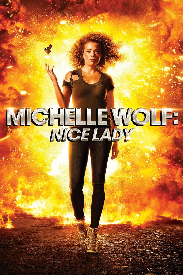 Michelle Wolf: Nice Lady Poster