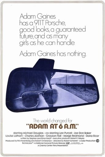 Adam at Six A.M. Poster