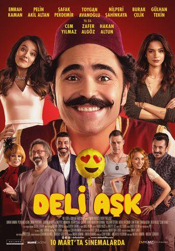 Deli Aşk Poster