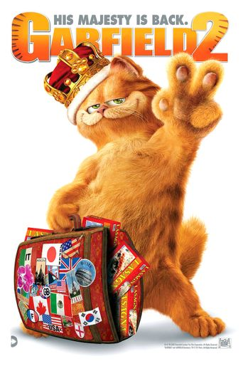Watch Garfield: A Tail of Two Kitties