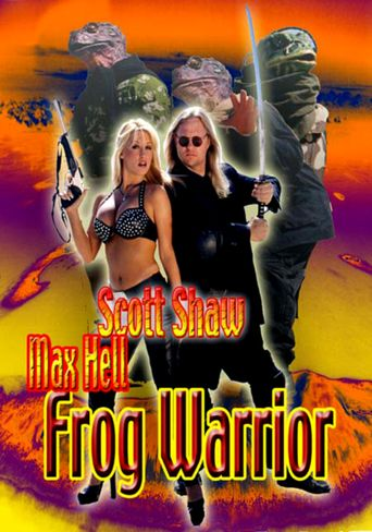 Max Hell Frog Warrior Poster