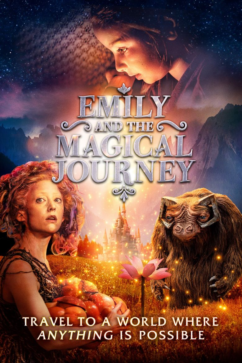 Emily and the Magical Journey Poster