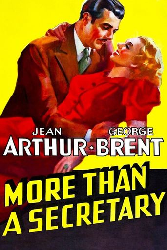 More Than a Secretary Poster