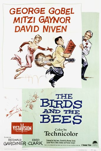 The Birds and the Bees Poster