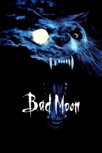 Bad Moon Poster