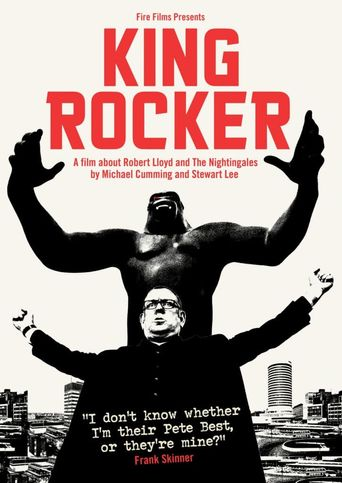 King Rocker Poster