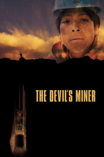 The Devil's Miner Poster