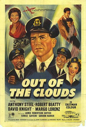 Out of the Clouds Poster