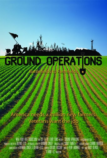 Ground Operations: Battlefields to Farmfields Poster