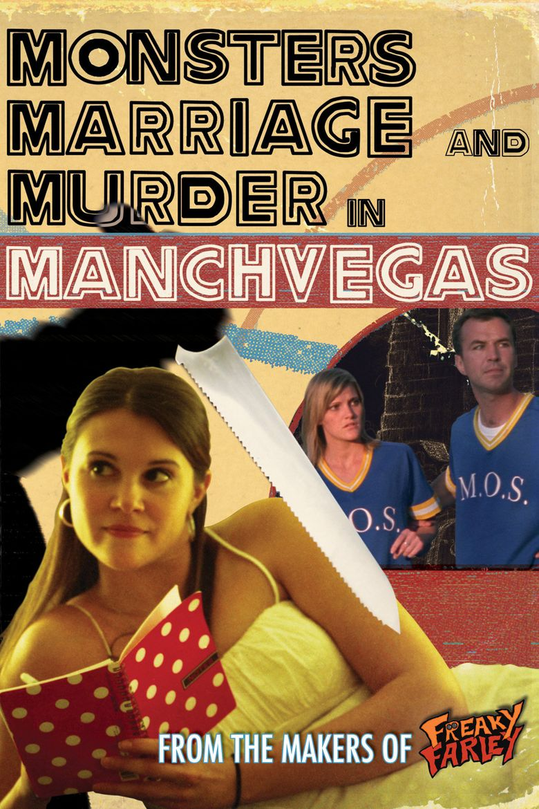 Monsters, Marriage and Murder in Manchvegas Poster