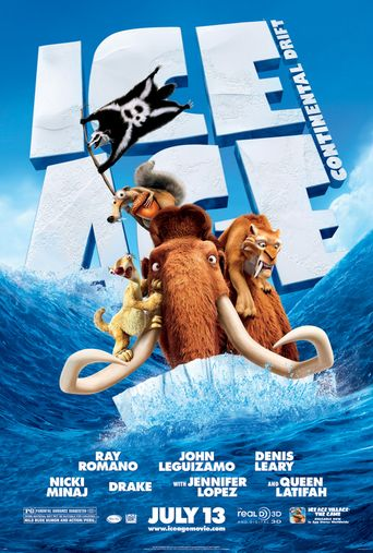Watch Ice Age: Continental Drift