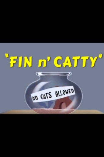 Fin'n Catty Poster