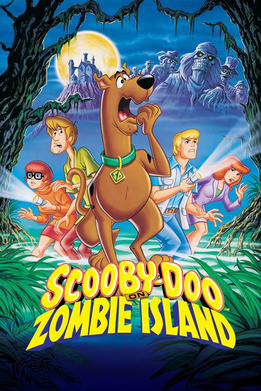 Scooby-Doo on Zombie Island Poster