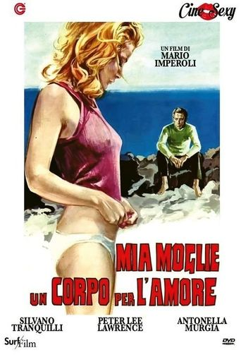 My Wife, A Body to Love Poster