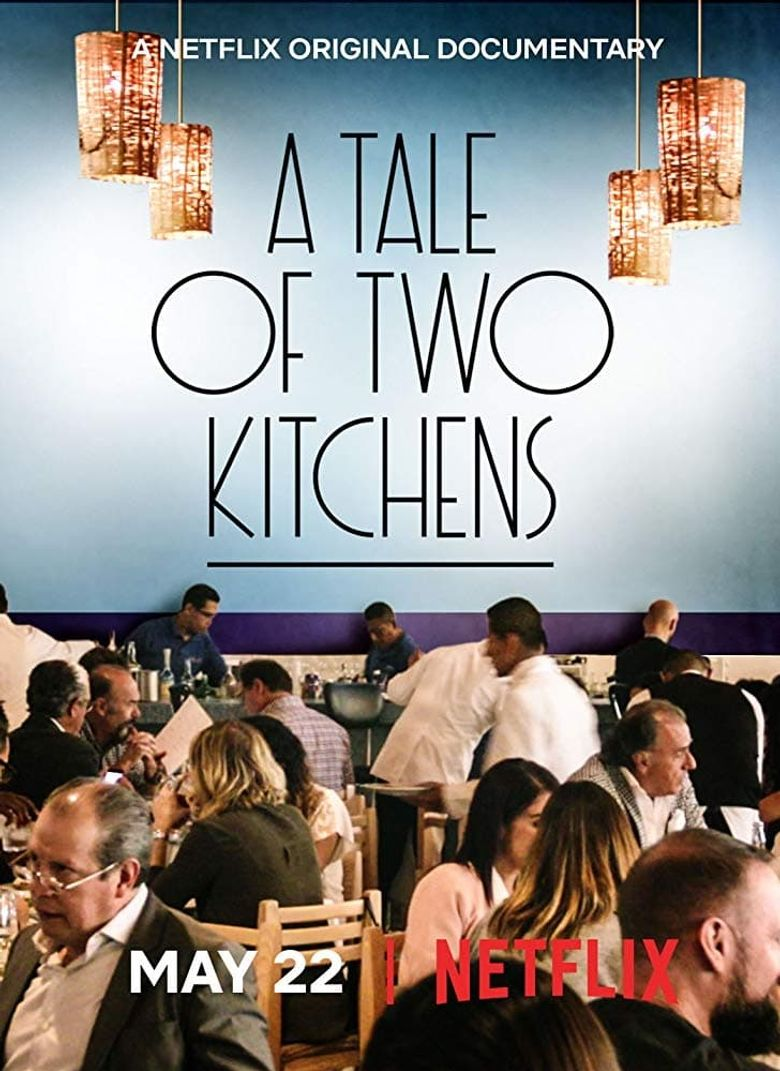 A Tale of Two Kitchens Poster