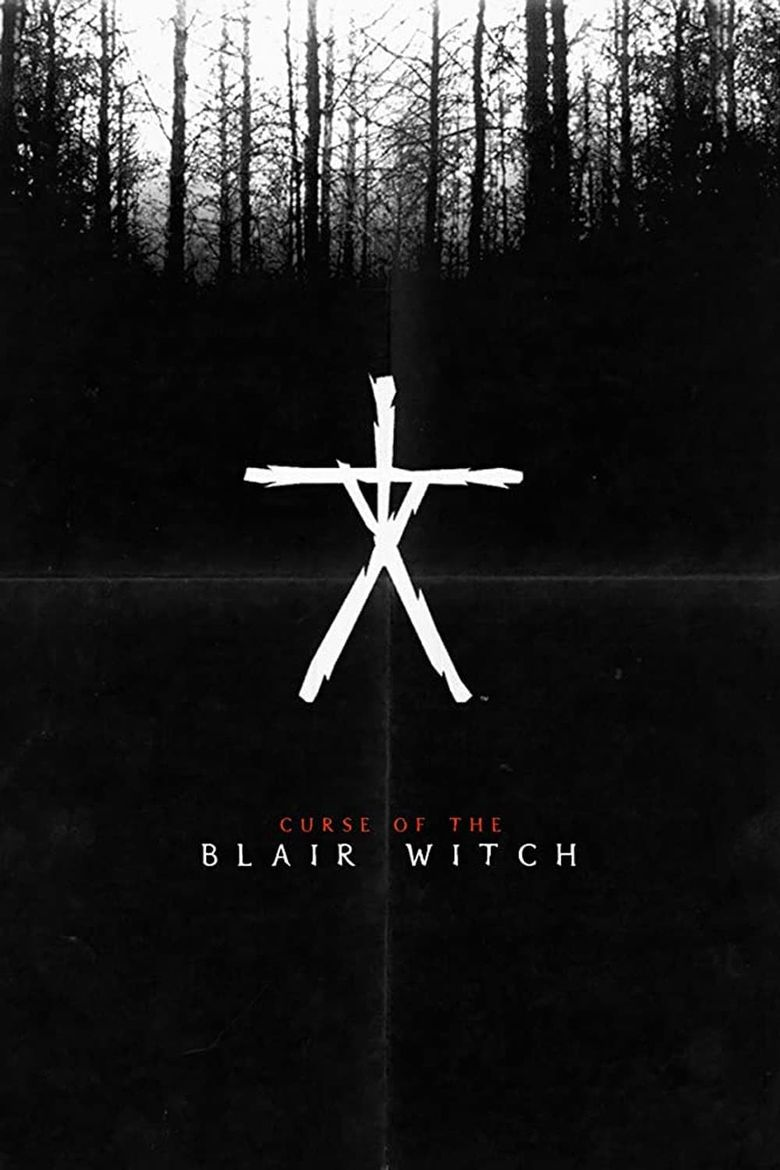 Curse of the Blair Witch Poster
