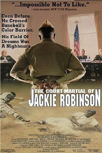 Watch The Court-Martial of Jackie Robinson