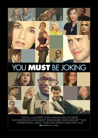You Must Be Joking Poster