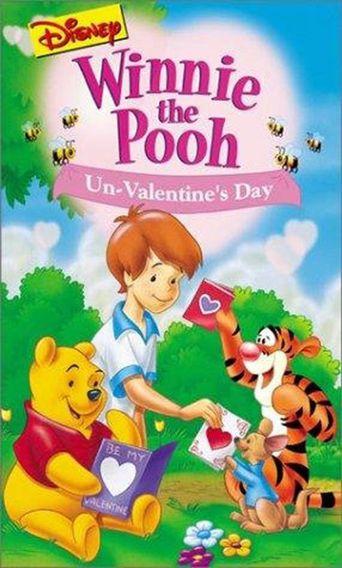 Winnie the Pooh - Un-Valentine's Day Poster