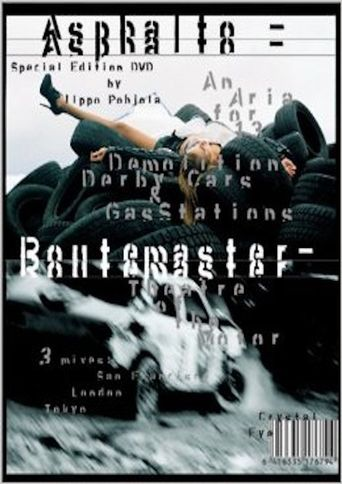 Asphalto Poster