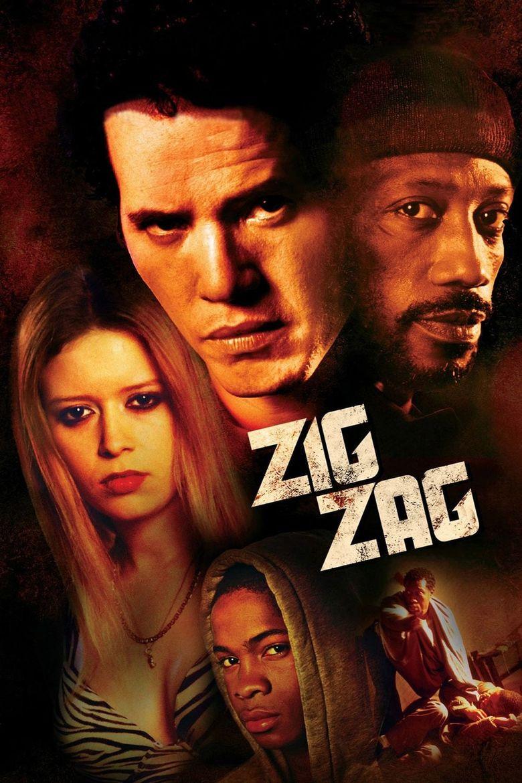 Zig Zag Poster