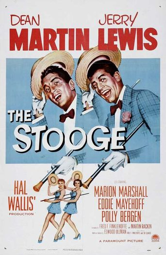 The Stooge Poster
