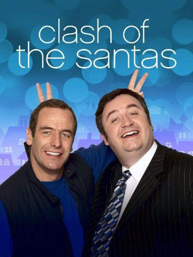 Clash of the Santas Poster
