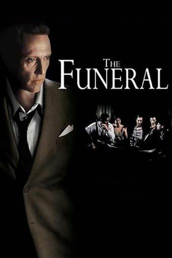 The Funeral Poster
