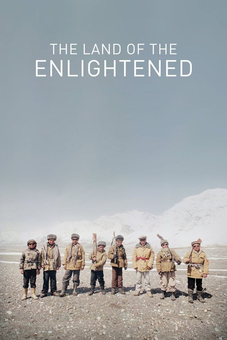 The Land of the Enlightened Poster