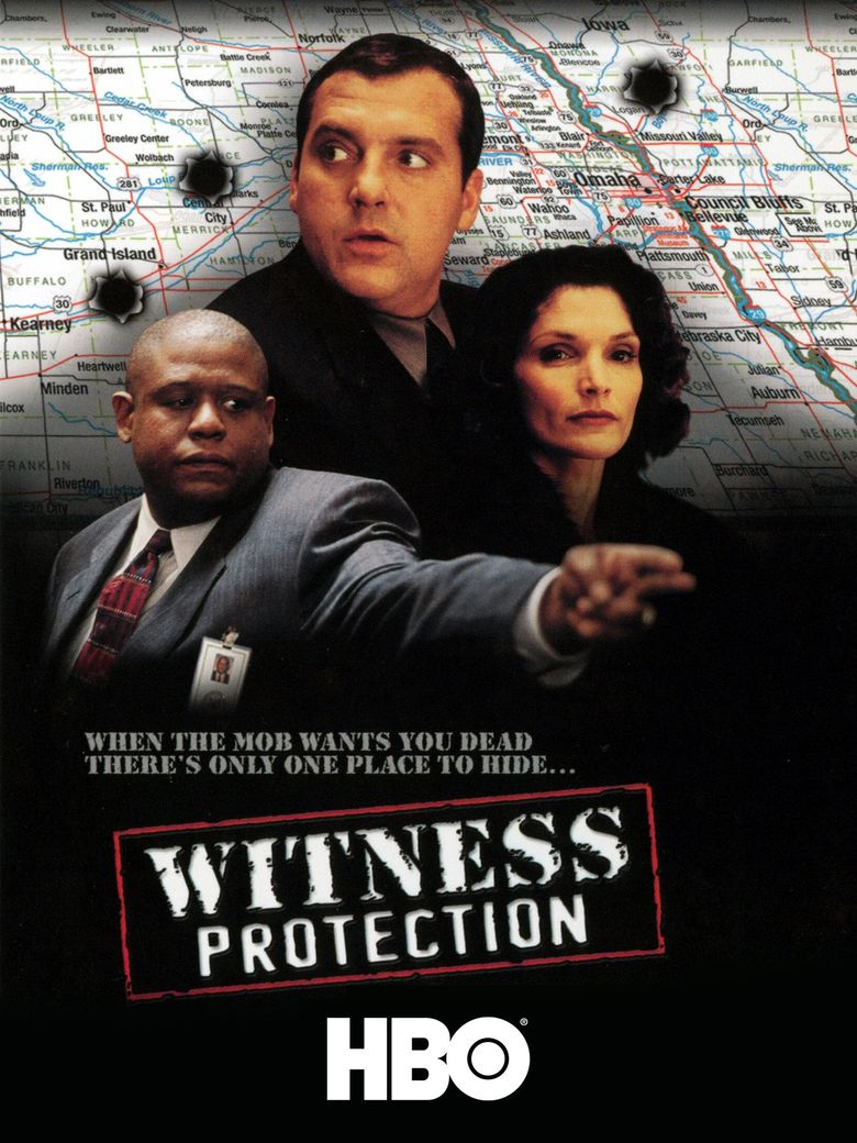 Witness Protection Poster