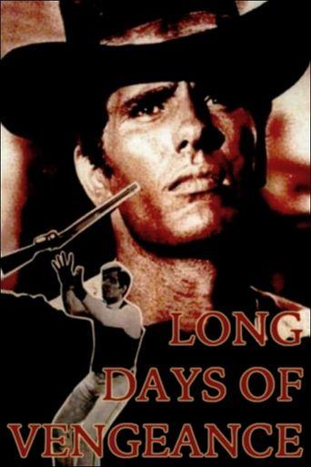 Days of Vengeance Poster