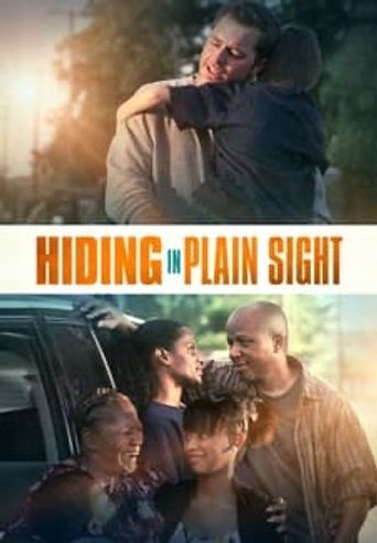 Hiding in Plain Sight Poster