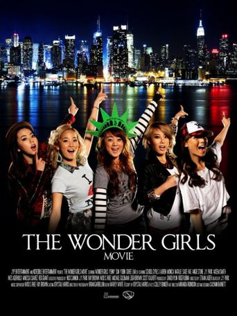 The Wonder Girls Poster