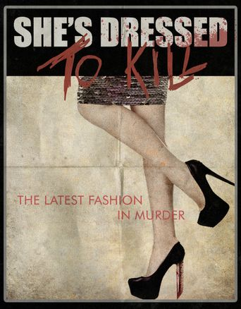 She's Dressed To Kill Poster