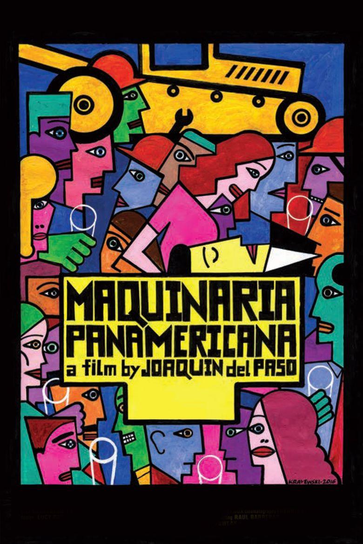 Panamerican Machinery Poster