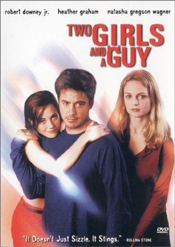 Two Girls and a Guy Poster