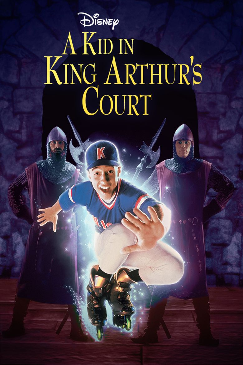 A Kid in King Arthur's Court Poster