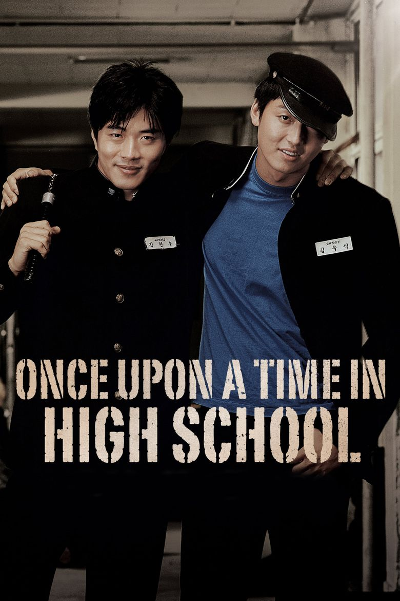 Once Upon a Time in High School Poster