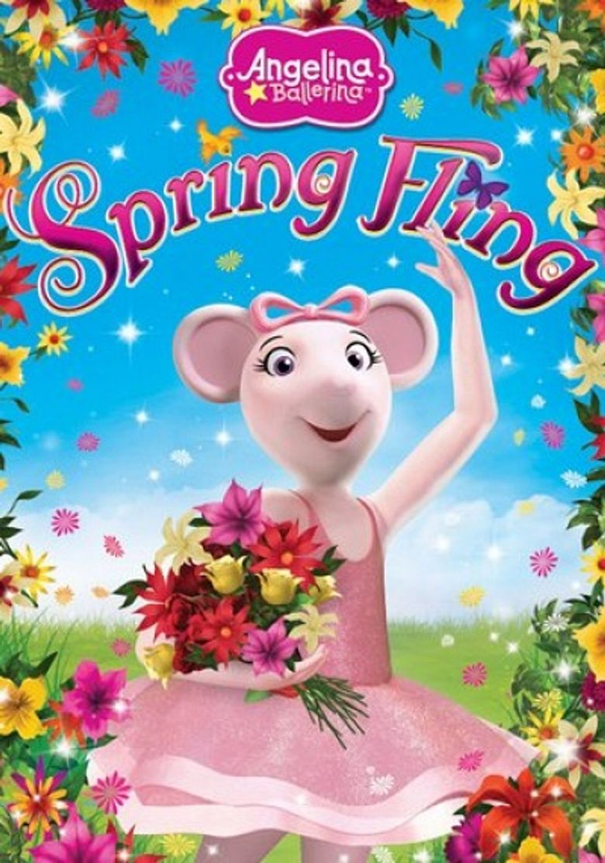 Angelina Ballerina: Spring Fling Poster