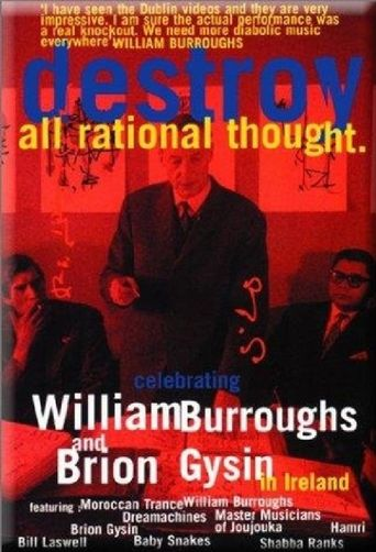 Destroy All Rational Thought Poster