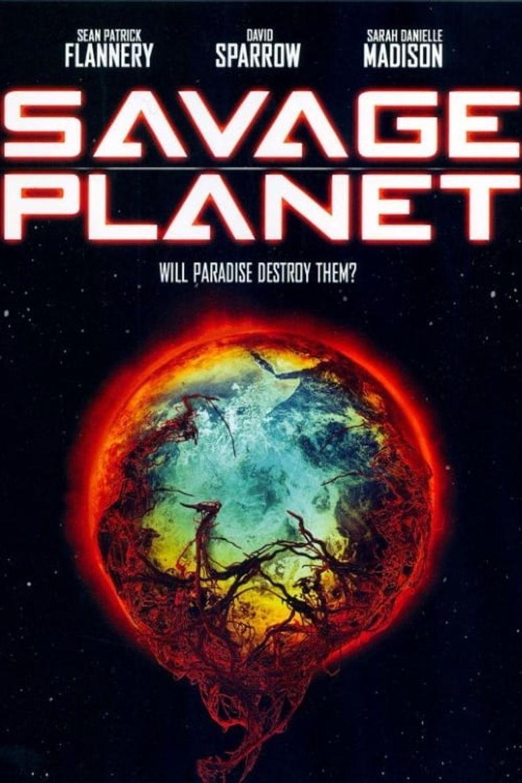 Savage Planet Poster
